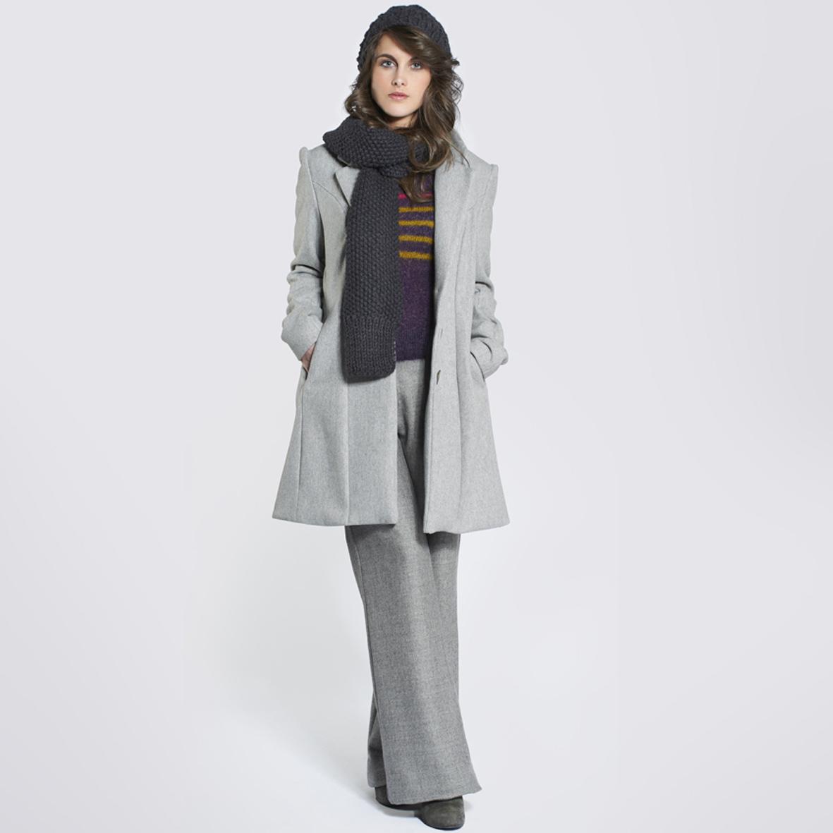 Manteau laine lola bon 39 heure - Achat de manteau en ligne ...